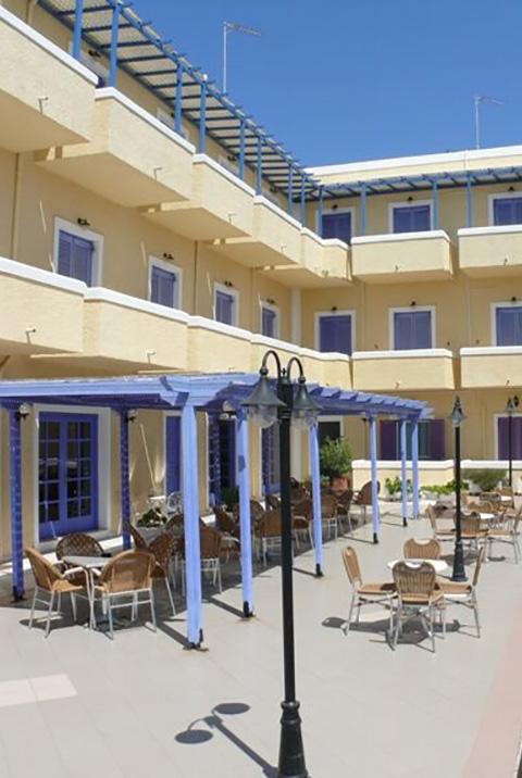 αιγινα ξενοδοχεια -Katerina Hotel