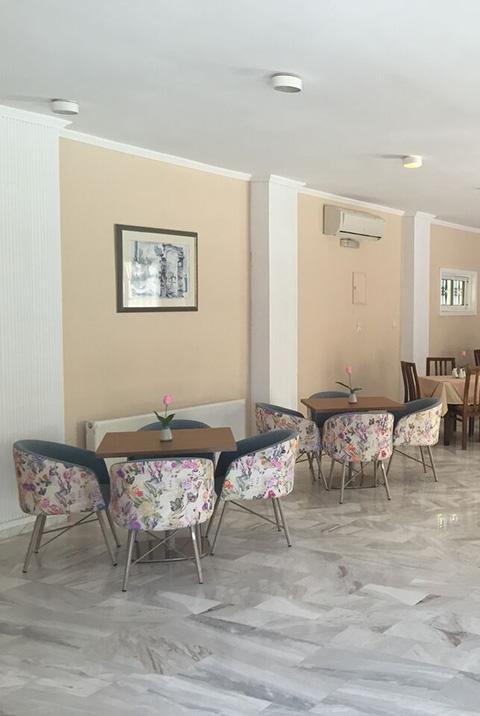 aegina hotels -Katerina Hotel